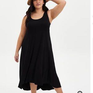 Super Soft Hi-Low Maxi Dress